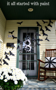 bats-flying-across-door-for-halloween