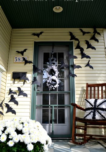 going batty on all hallows eve …