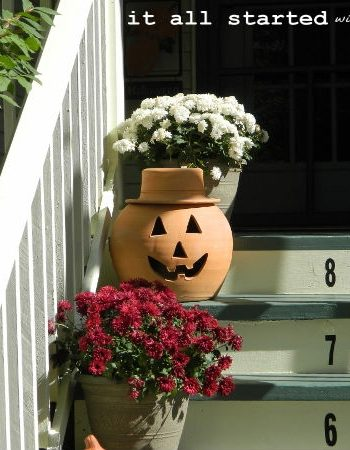 terracotta-pumpkin-halloween-decorations