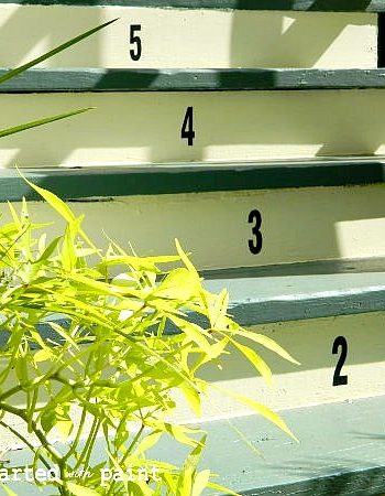 numbered-stair-risers