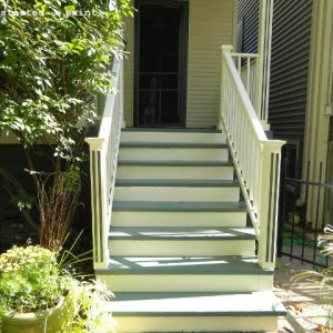 front porch facelift (finally) …