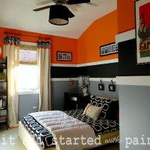 teen-boy-room-orange-gray-black