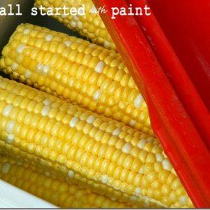 cooler corn