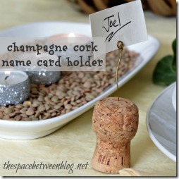 It's a Cinch champagne cork name card holder thumbnail (2)