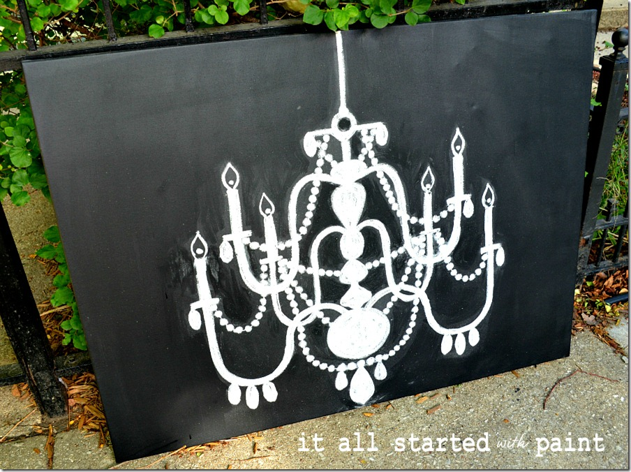 chalk-art-chandelier-hand-drawn-on-canvas-final