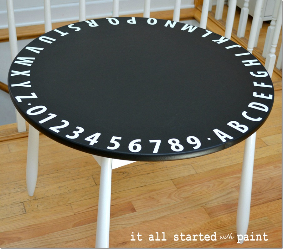 chalkboard-123-table