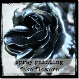 faux-flower-spray-painted-black-250-button