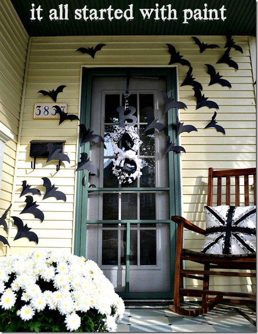 bats-flying-across-door-halloween-decoration