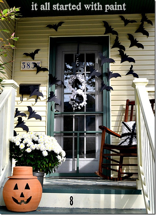 bats-flying-across-front-door
