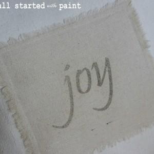a jolt of joy