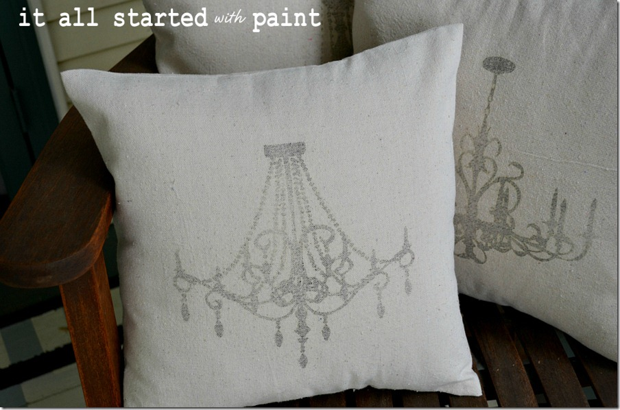 pillow-chandelier-transfer-canvas