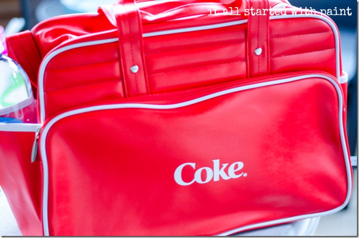 Coca Cola Gym Bag 2