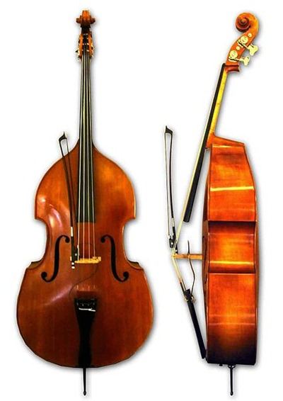 Double-Bass-instrument