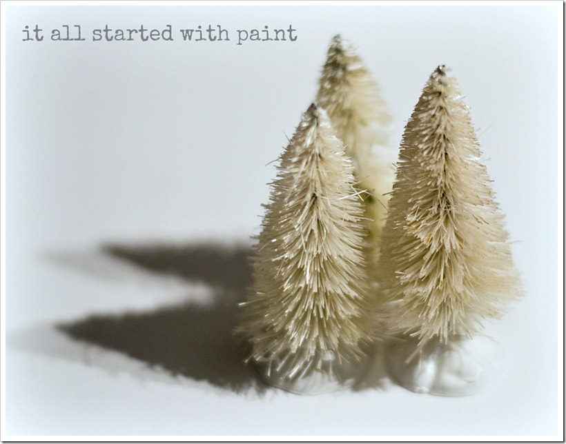 bleached-bottle-brush-christmas-trees-to-dye