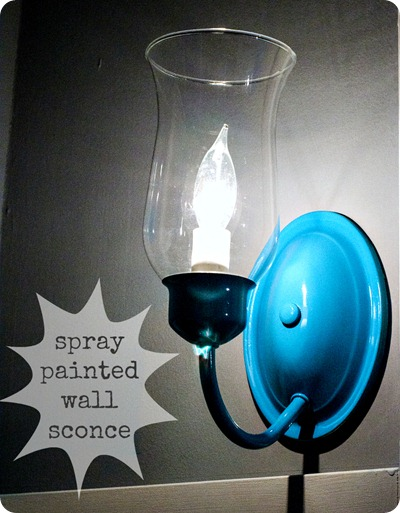 spray-painted-wall-sconce-turquoise
