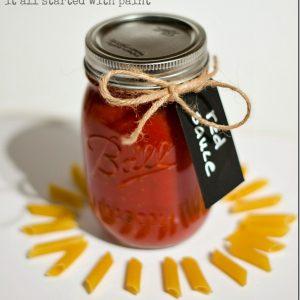 red sauce recipe