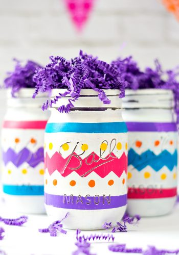 Mason Jar Craft for Easter