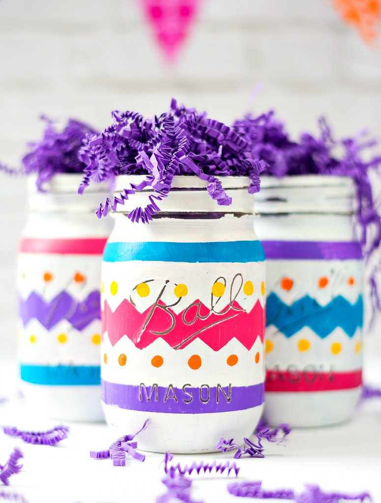 Crafts With Mason Jars Easter Crafts With Jars It All Started With Paint