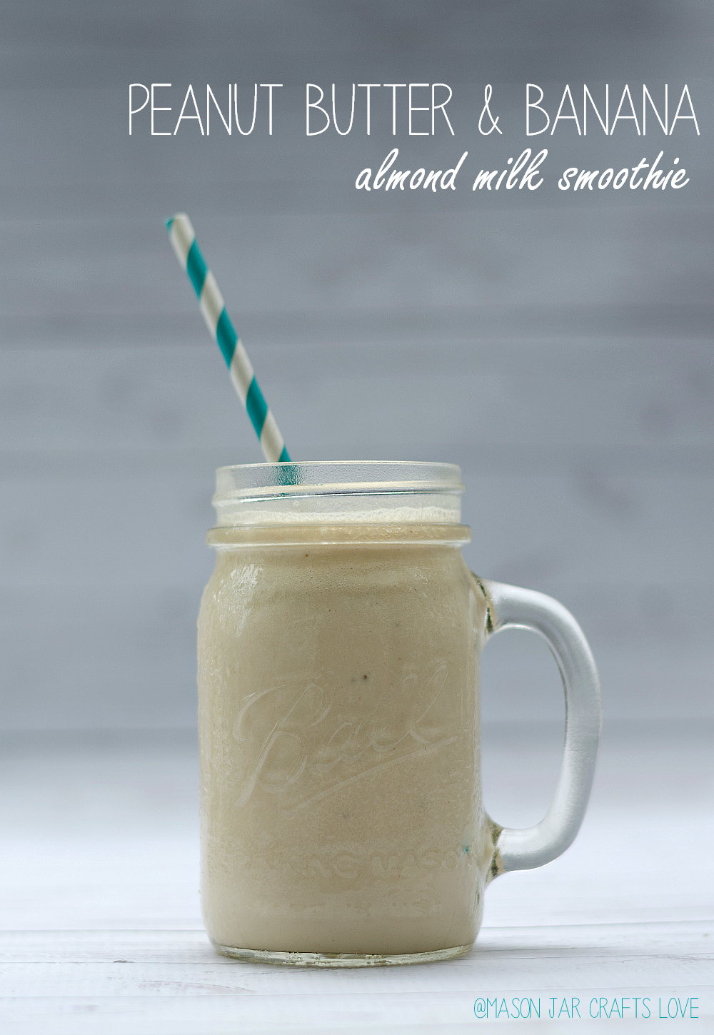 Almond Milk Smoothie Recipe