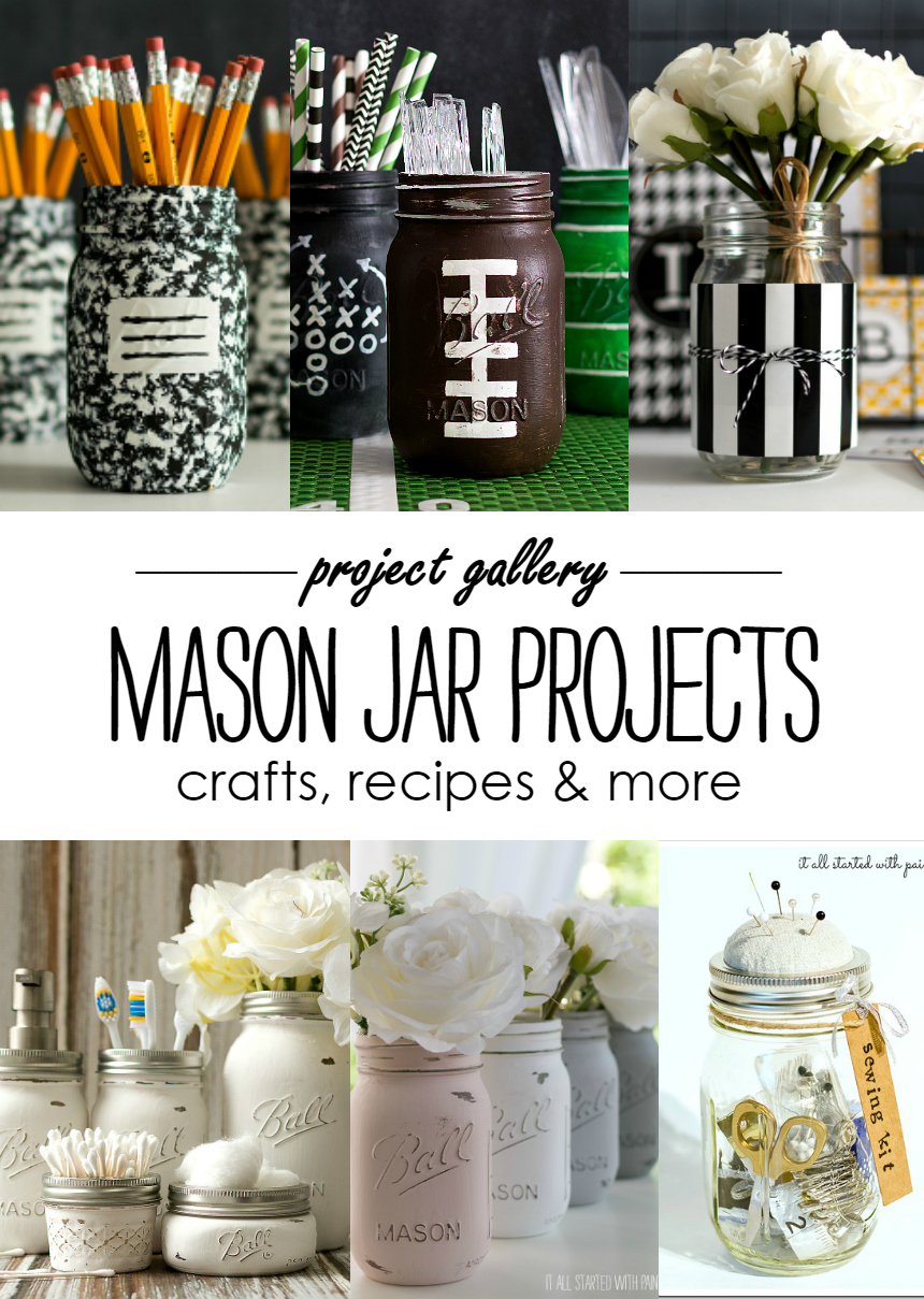 Mason Jar Projects