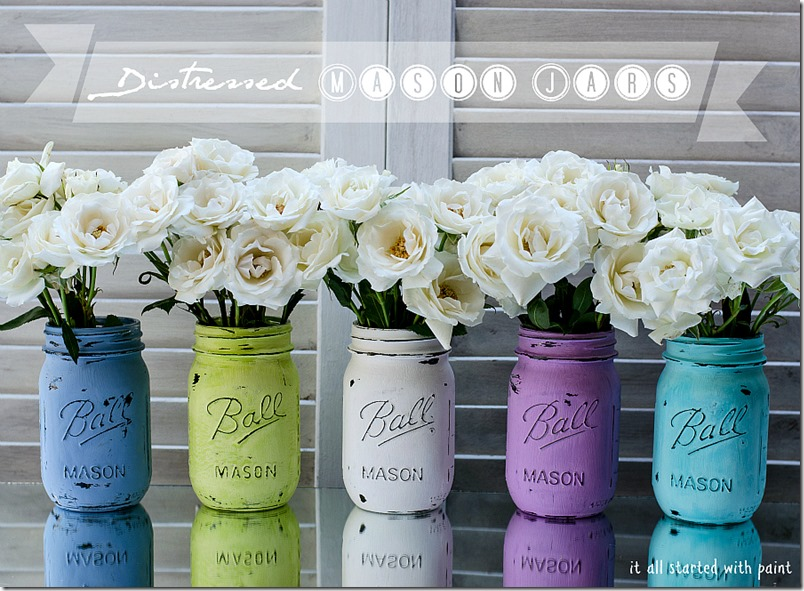 mason-jars-painted-and-distressed-final