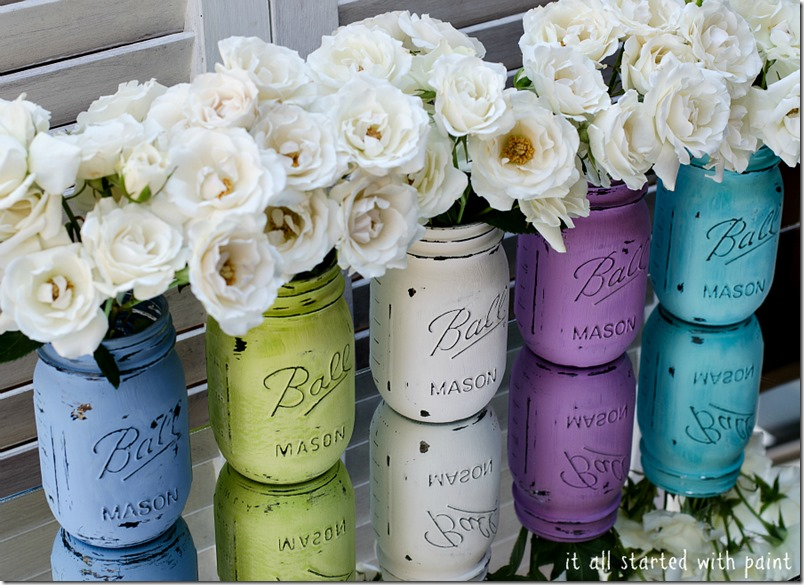 mason-jars-painted-distressed-6