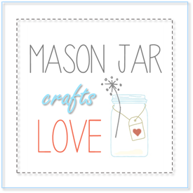 Blog Filled with Mason Jar Craft Ideas