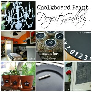 Chalkboard-paint-projects