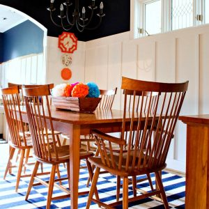 dining room reveal … for real