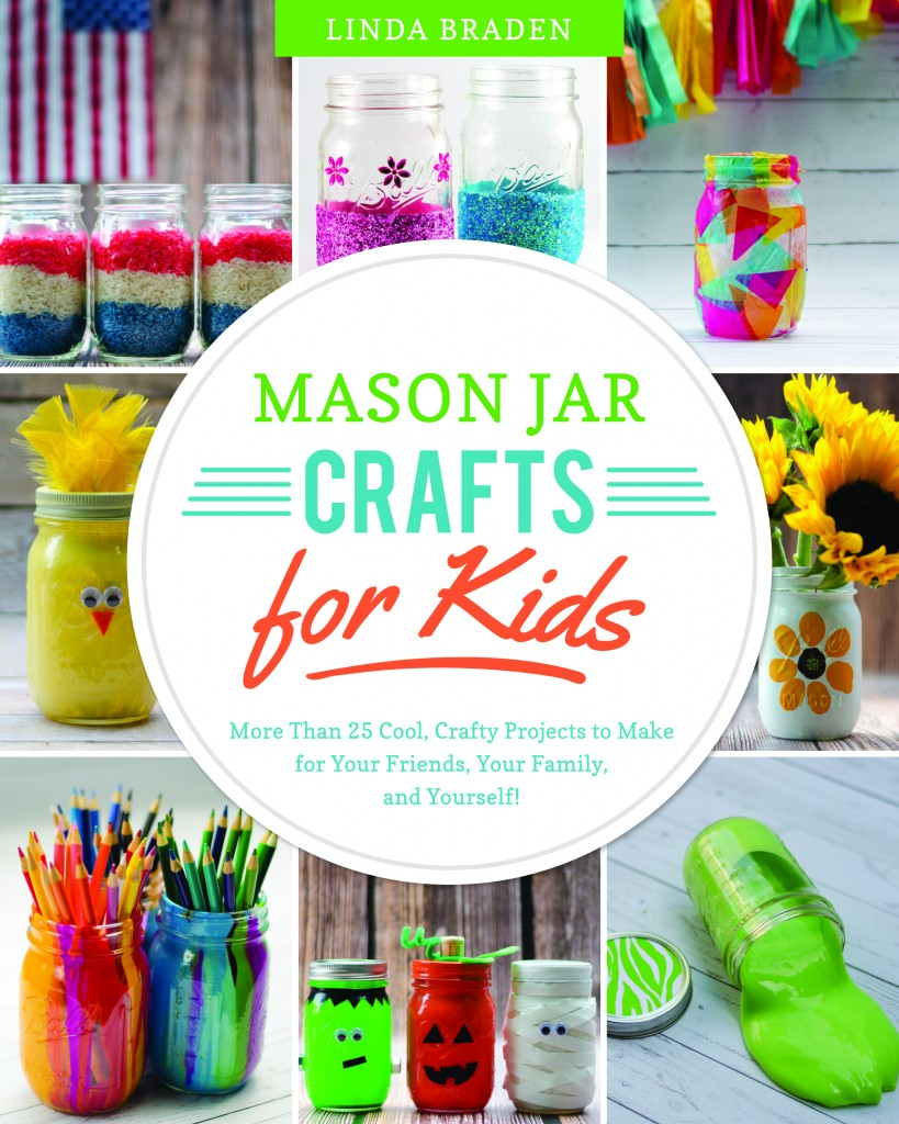 Craft Ideas for Kids Using Mason Jars