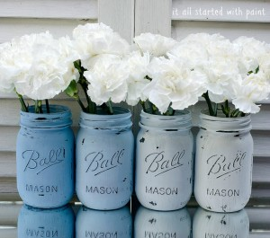 Ombre-painted-mason-jars