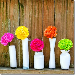 paper flowers for the botanically challenged