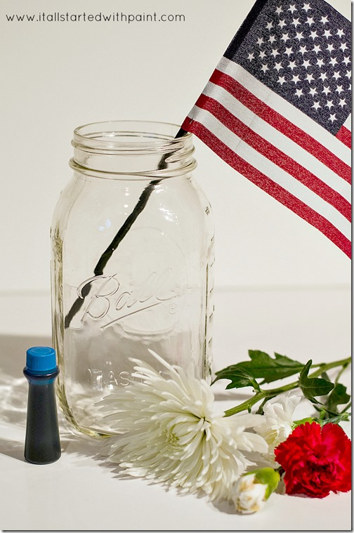 red-white-blue-centerpiece-using-food-dye