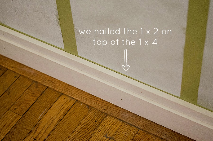 Baseboard Molding Easy Fix How To 2