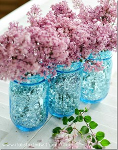 sequins-in-vase-flowers-mason-jar