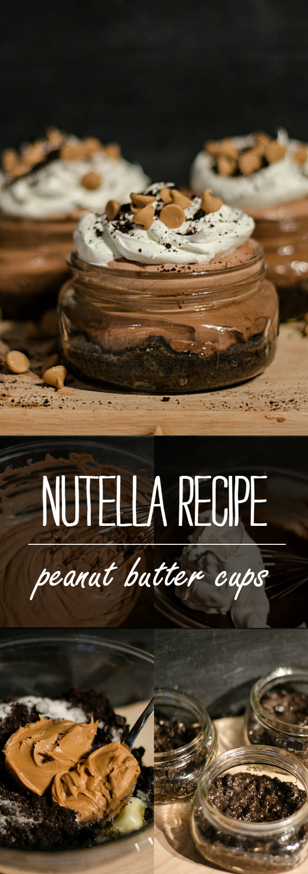Nutella Peanut Butter Recipe