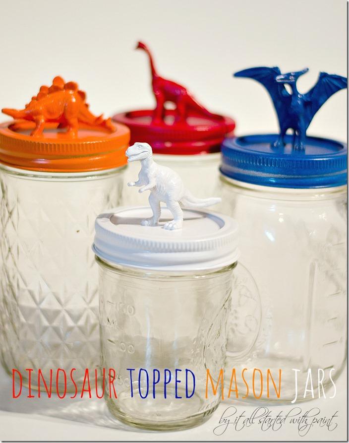 dinosaur-topped-mason-jars-2