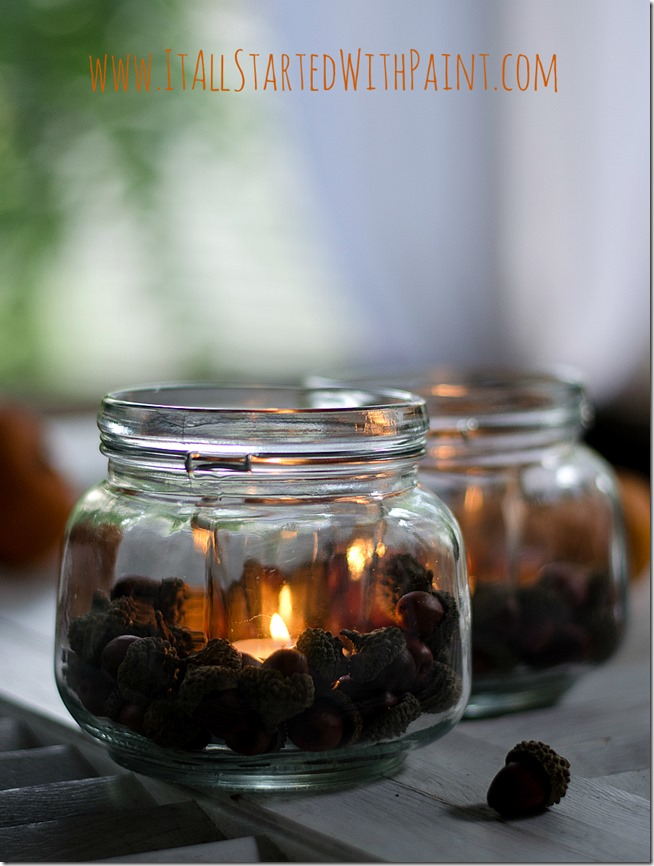 Pottery-Barn-Acorn-Mason-Jar-Votive-How-To-Make-2