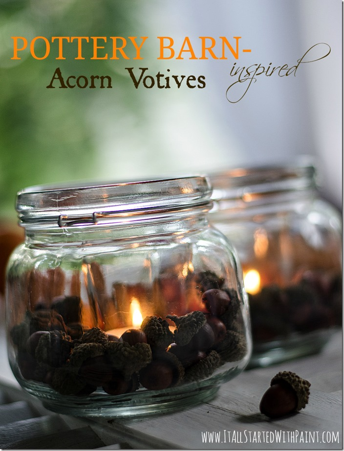 Acorn-Mason-Jar-Votives