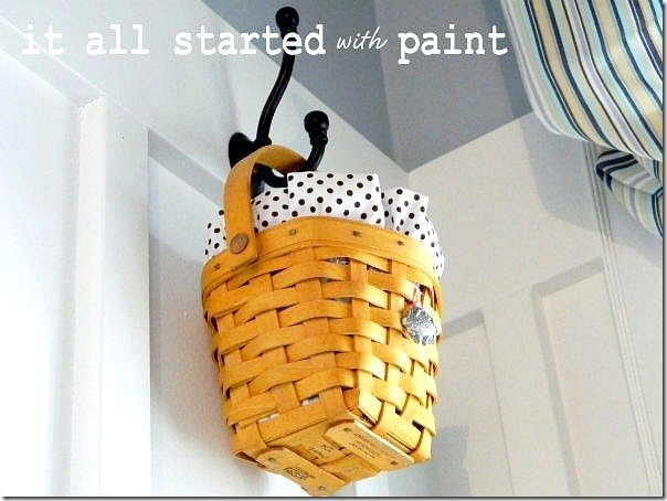 Powder Room Makeover After Hanging Basket[4]