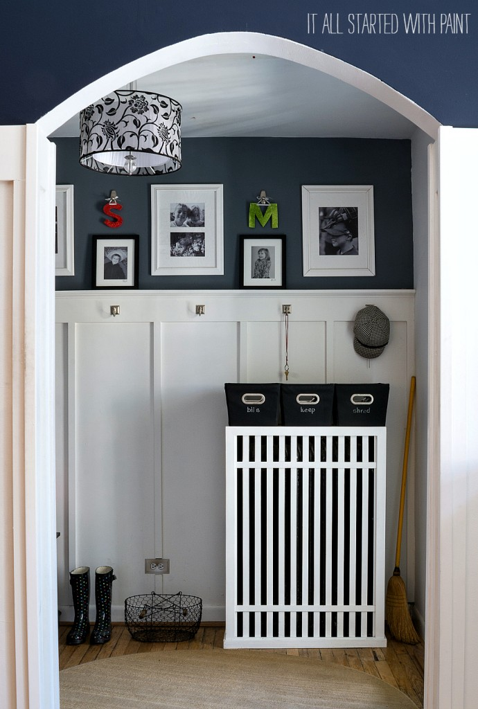 Small Space Entry Ideas