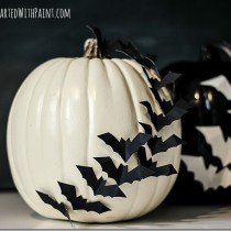 No-carve-pumpkin-idea-with-bats