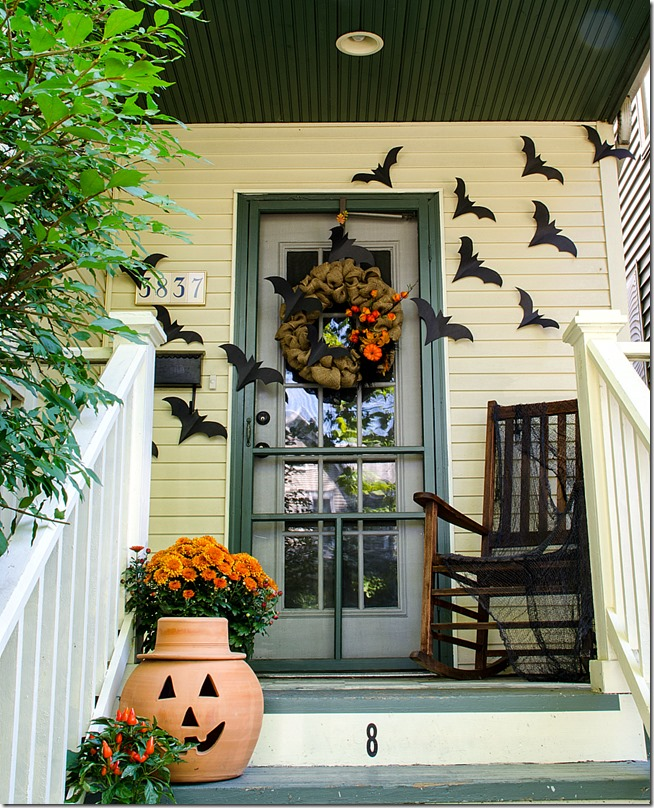 Halloween home decor for Halloween home decorations