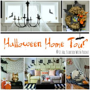 Halloween Home Décor Tour