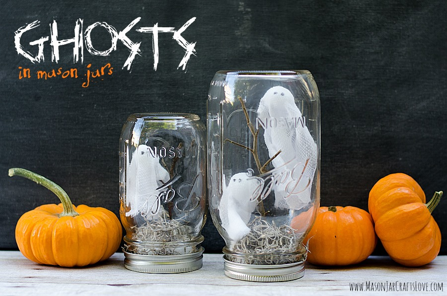 Ghost Craft for Halloween