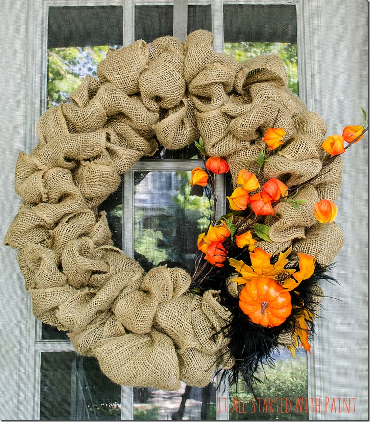 how-to-make-a-burlap-wreath