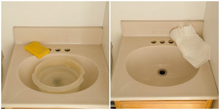 how-to-paint-bathroom-sink 2