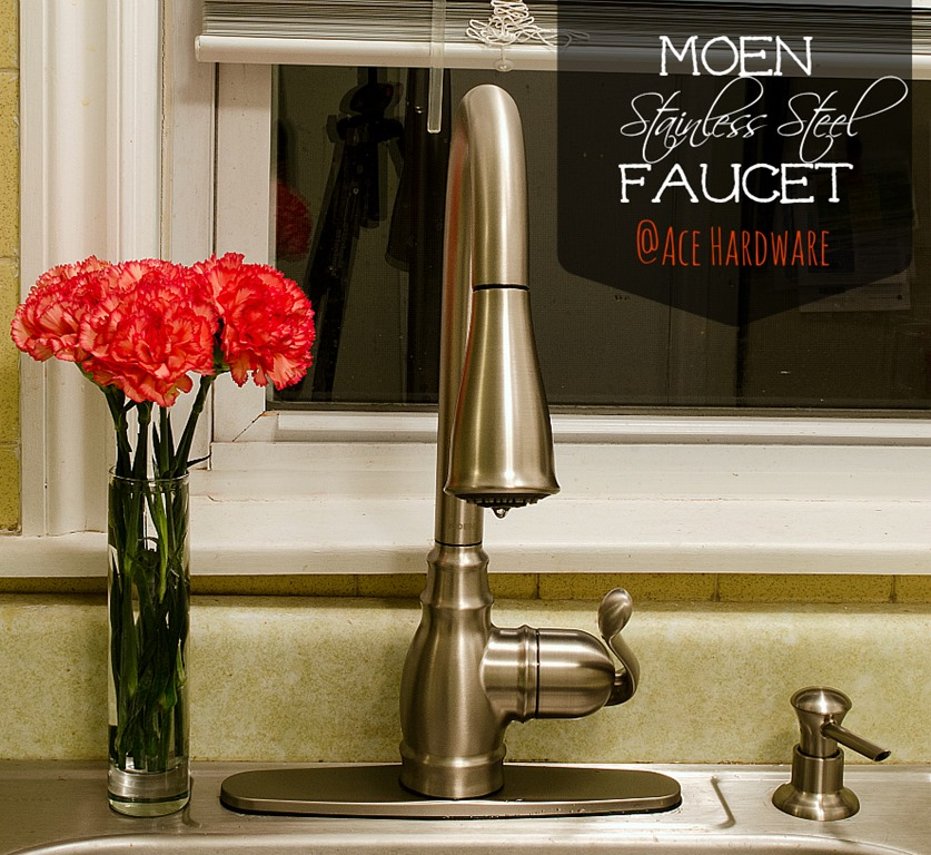 How to Install a Kitchen Faucet - It All Started With Paint