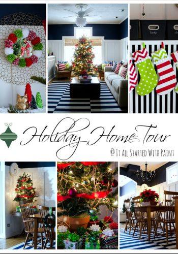 Holiday Home Tour 2013