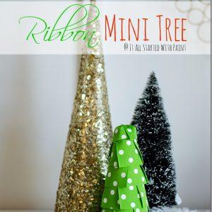 Mini Trees 4 Ways